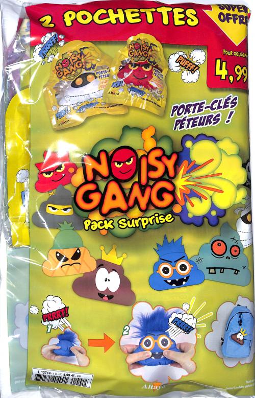 PACK SURPRISE NOISY GANG