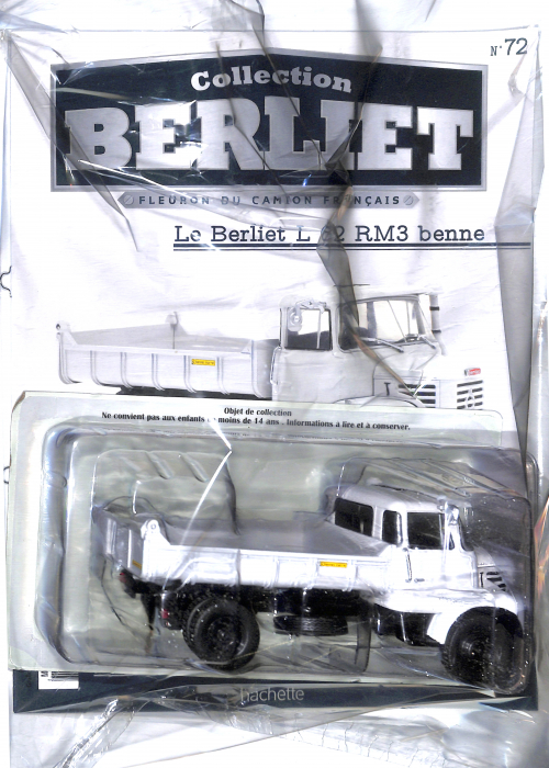 EY COLLECTION CAMIONS BERLIET